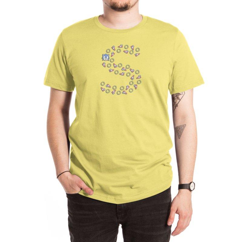 S(onic) Men's T-Shirt by artbycafi's Artist Shop