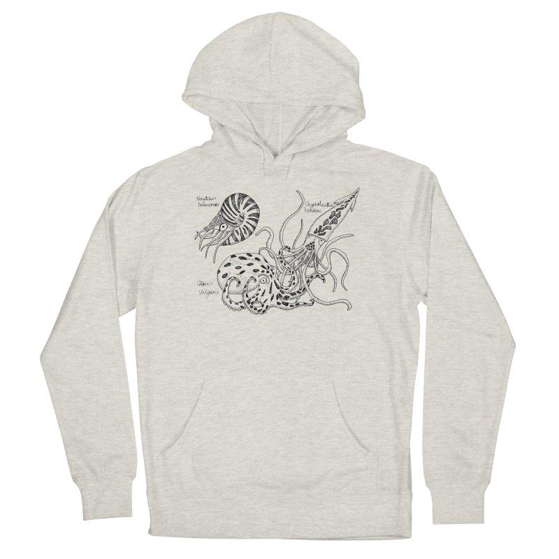 Cephalopods Men's Pullover Hoody by artbydebbielindsay's Artist Shop