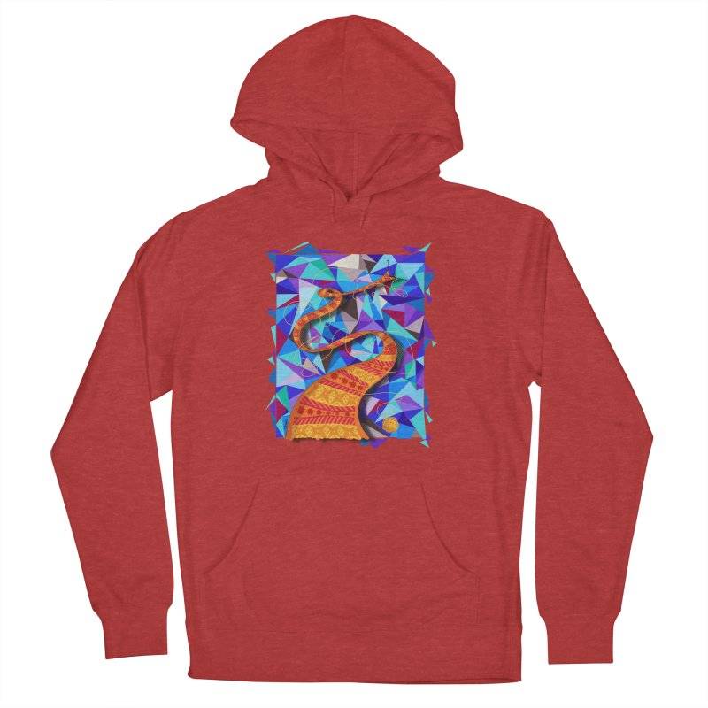 Cosmic Scarf Men's Pullover Hoody by artbydebbielindsay's Artist Shop