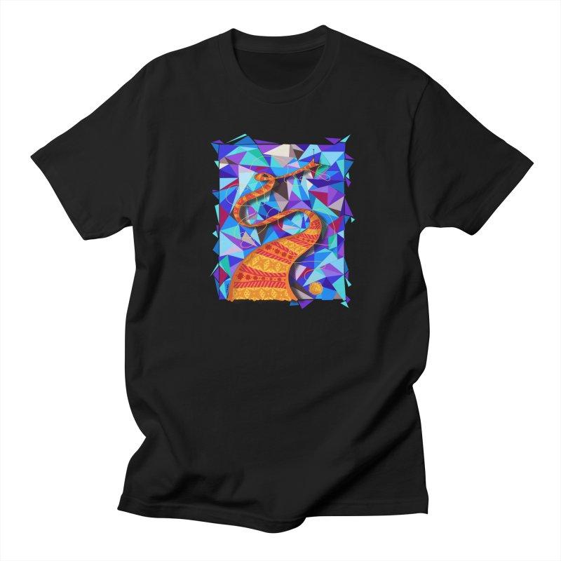 Cosmic Scarf Women's Unisex T-Shirt by artbydebbielindsay's Artist Shop
