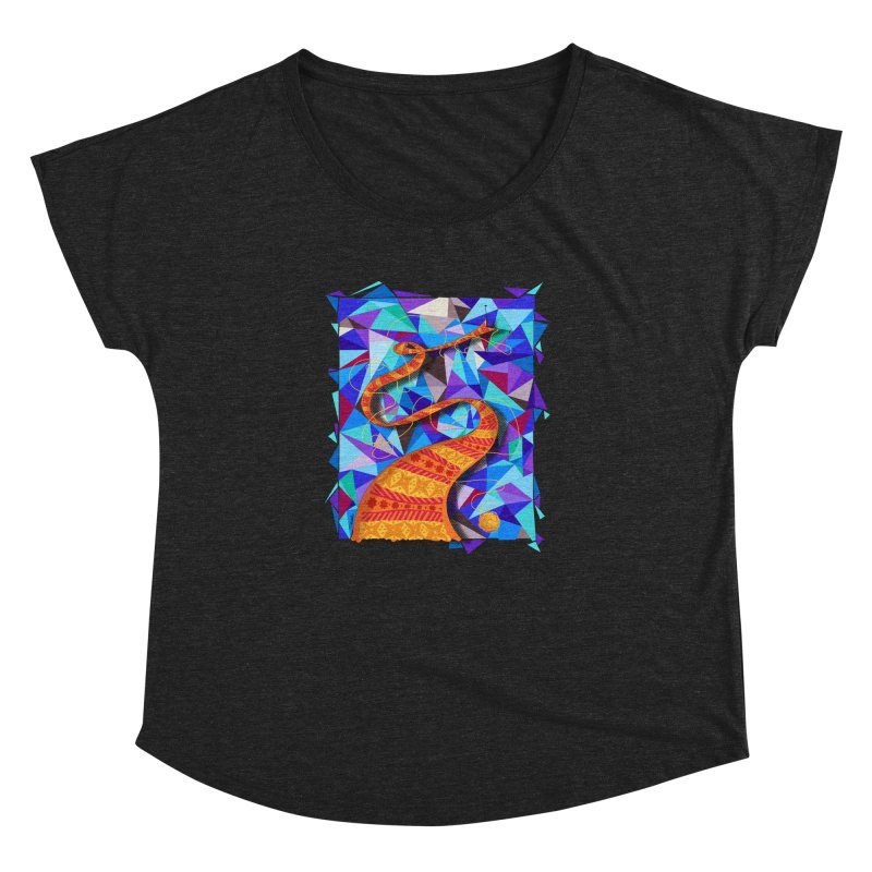 Cosmic Scarf Women's Dolman by artbydebbielindsay's Artist Shop