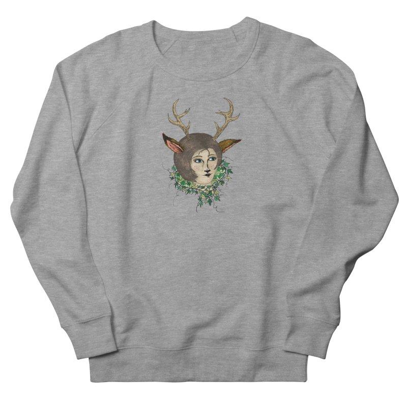 My Deer Lady Women's Sweatshirt by artbydebbielindsay's Artist Shop