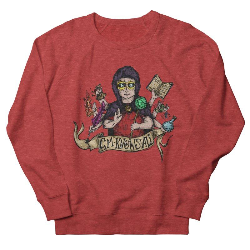 GM Knows All Women's Sweatshirt by artbydebbielindsay's Artist Shop