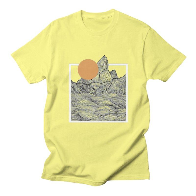 Sunset & Tides Women's T-Shirt by artbyekta
