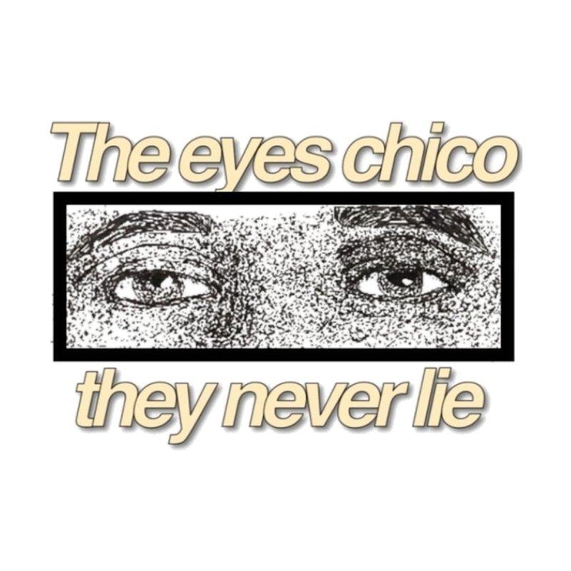 The Eyes Chico Men's V-Neck by artbyekta