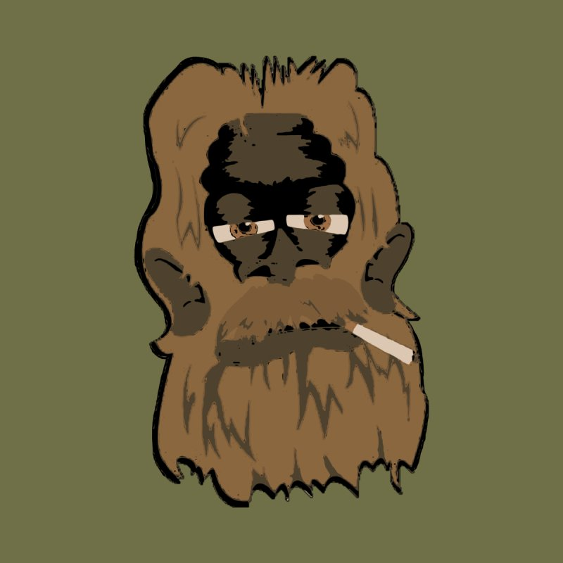 Smokey the Squatch None  by artbyfritz's Artist Shop
