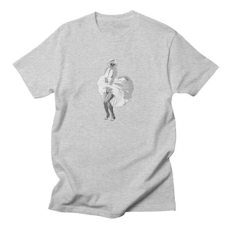 Marilyn Men's T-Shirt by artbyfritz's Artist Shop