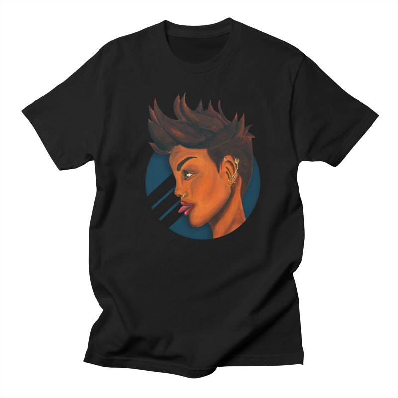 For The Culture Men's T-shirt by Mente Apparel Shop