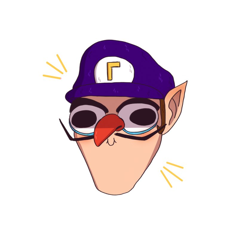 WAH! by ArtbyMoga Apparel Shop