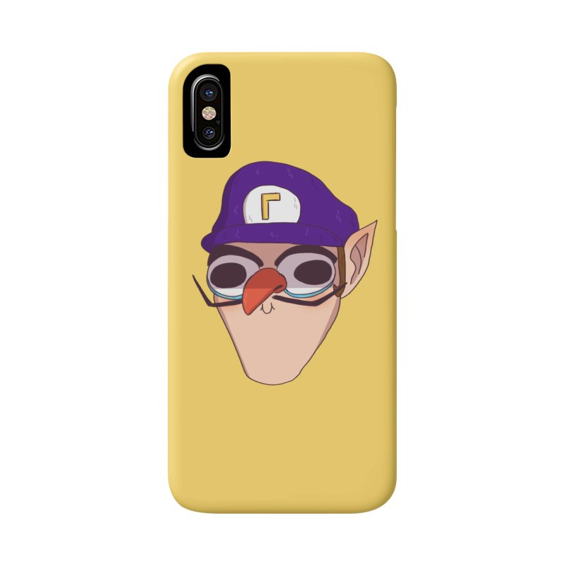 WAH! Accessories Phone Case by ArtbyMoga Apparel Shop