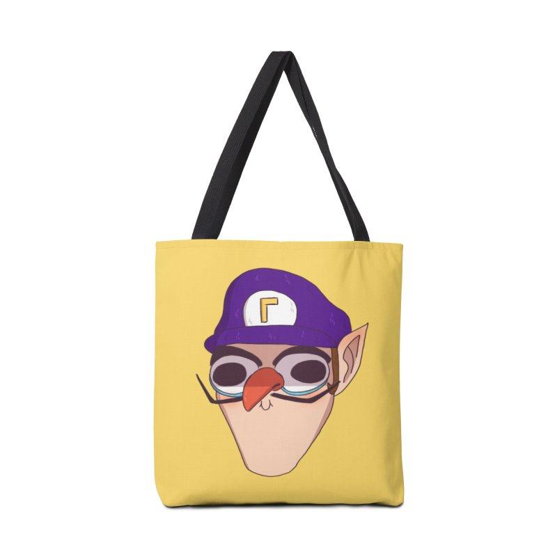 WAH! Accessories Bag by ArtbyMoga Apparel Shop