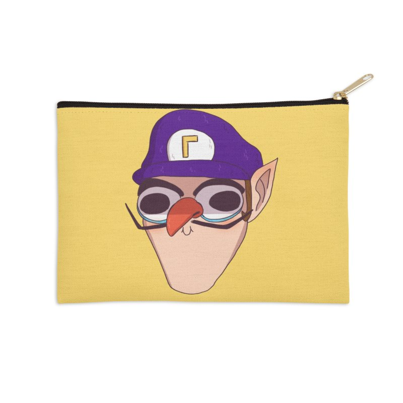 WAH! Accessories Zip Pouch by ArtbyMoga Apparel Shop