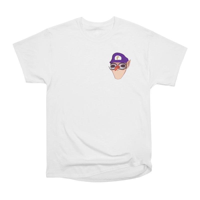 WAH! Pocket Sized Men's Heavyweight T-Shirt by ArtbyMoga Apparel Shop