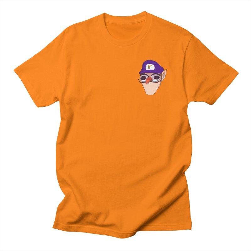 WAH! Pocket Sized Men's T-Shirt by ArtbyMoga Apparel Shop