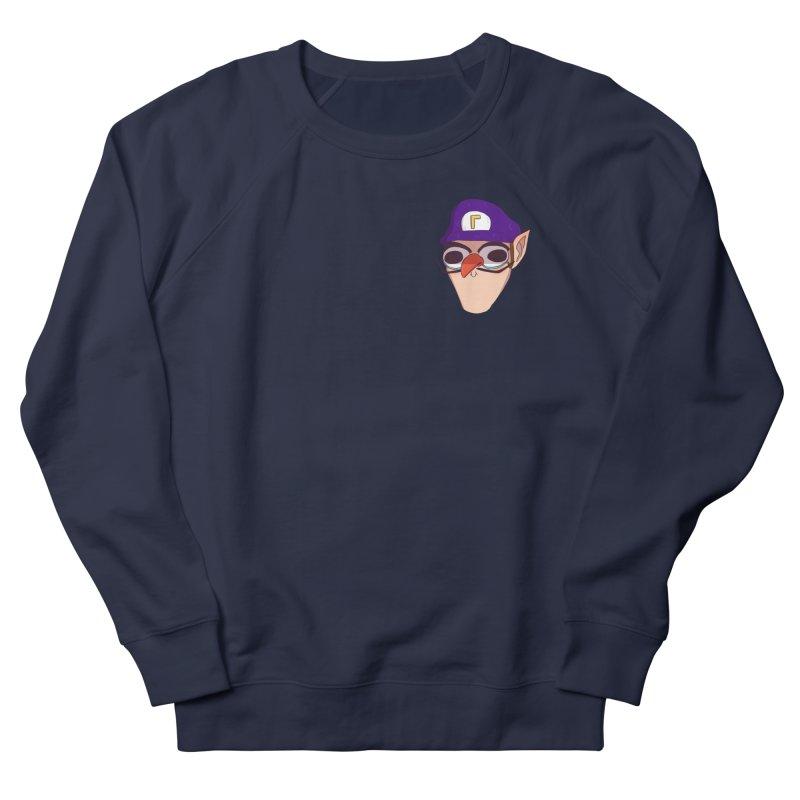 WAH! Pocket Sized Men's Sweatshirt by ArtbyMoga Apparel Shop
