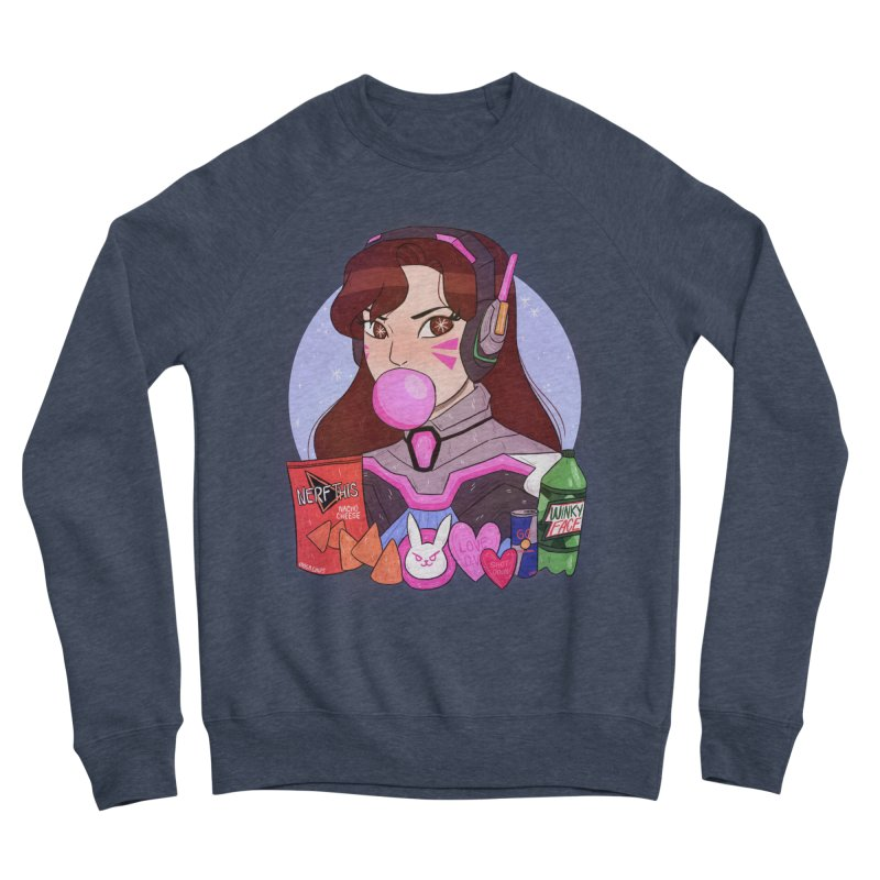 Nerf This! Men's Sponge Fleece Sweatshirt by ArtbyMoga Apparel Shop