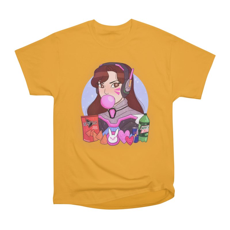 Nerf This! Women's Heavyweight Unisex T-Shirt by ArtbyMoga Apparel Shop