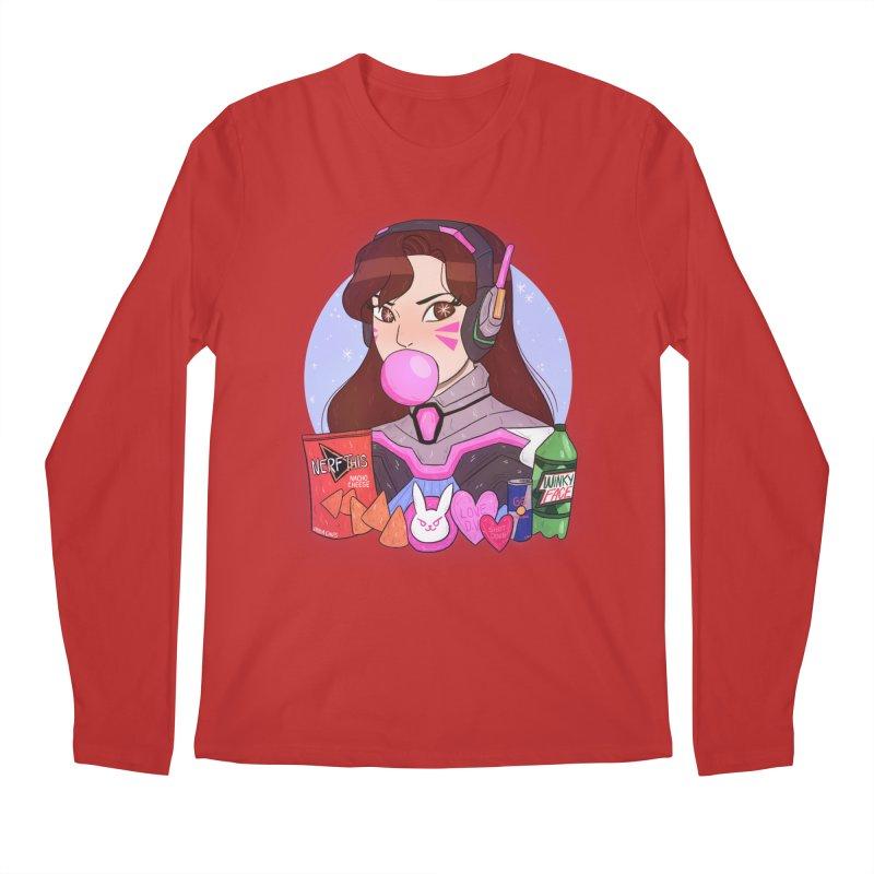 Nerf This! Men's Regular Longsleeve T-Shirt by ArtbyMoga Apparel Shop