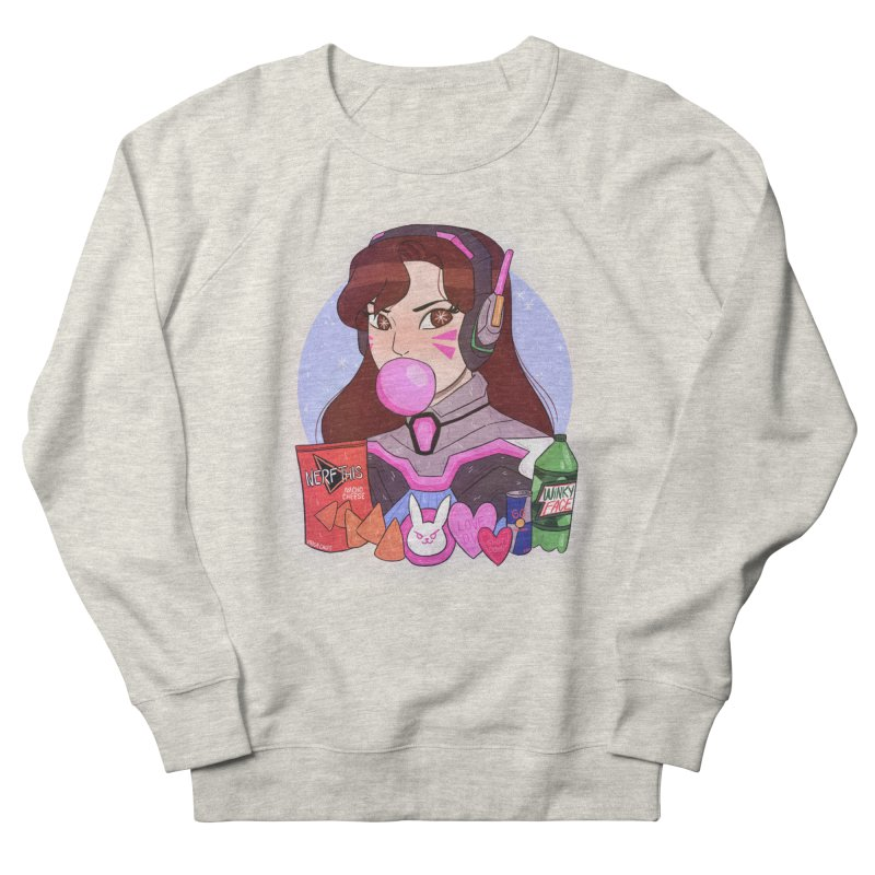 Nerf This! Men's French Terry Sweatshirt by ArtbyMoga Apparel Shop