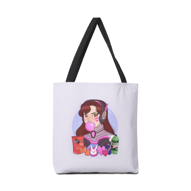 Nerf This! Accessories Bag by ArtbyMoga Apparel Shop