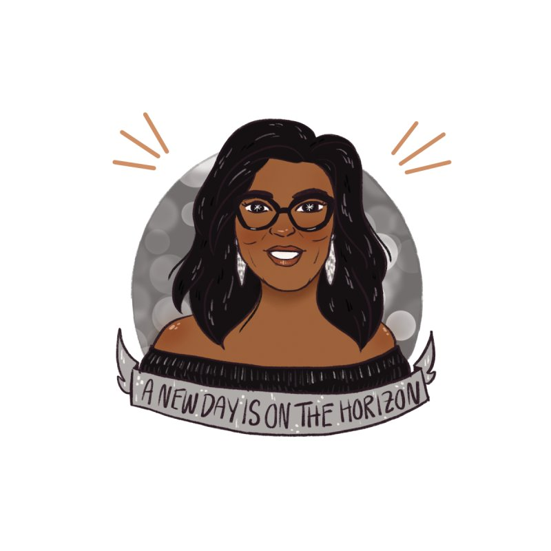 Oprah - A New Day by ArtbyMoga Apparel Shop