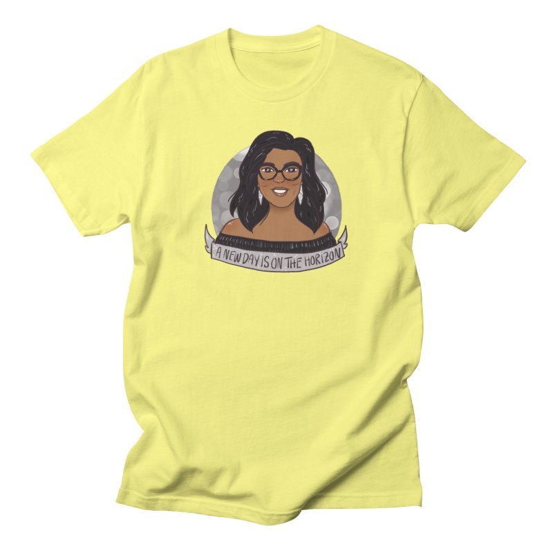 Oprah - A New Day Men's T-Shirt by ArtbyMoga Apparel Shop