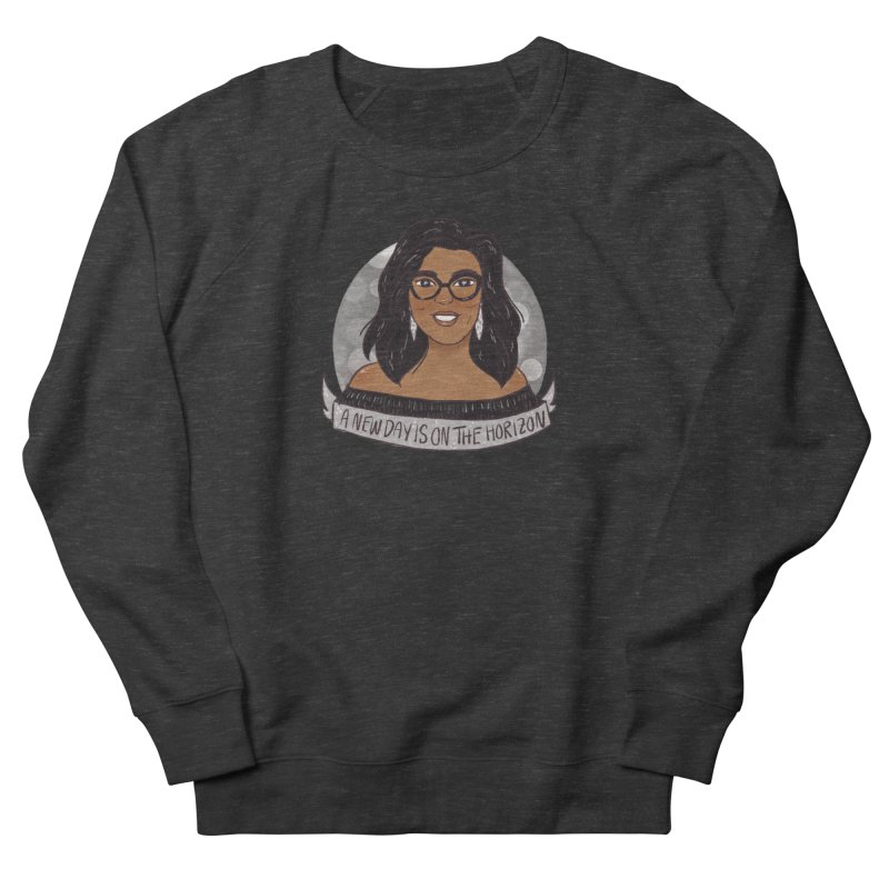Oprah - A New Day Men's French Terry Sweatshirt by ArtbyMoga Apparel Shop