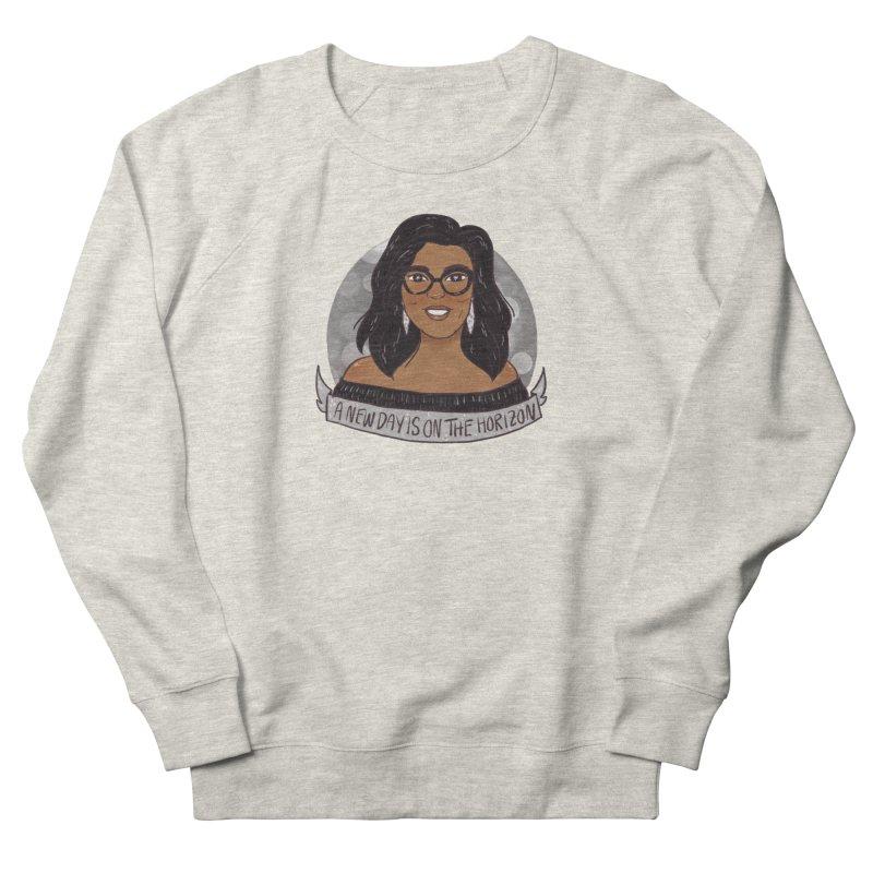 Oprah - A New Day Men's French Terry Sweatshirt by ArtbyMoga Apparel Shop