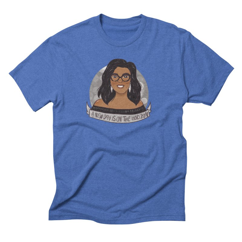 Oprah - A New Day Men's Triblend T-Shirt by ArtbyMoga Apparel Shop