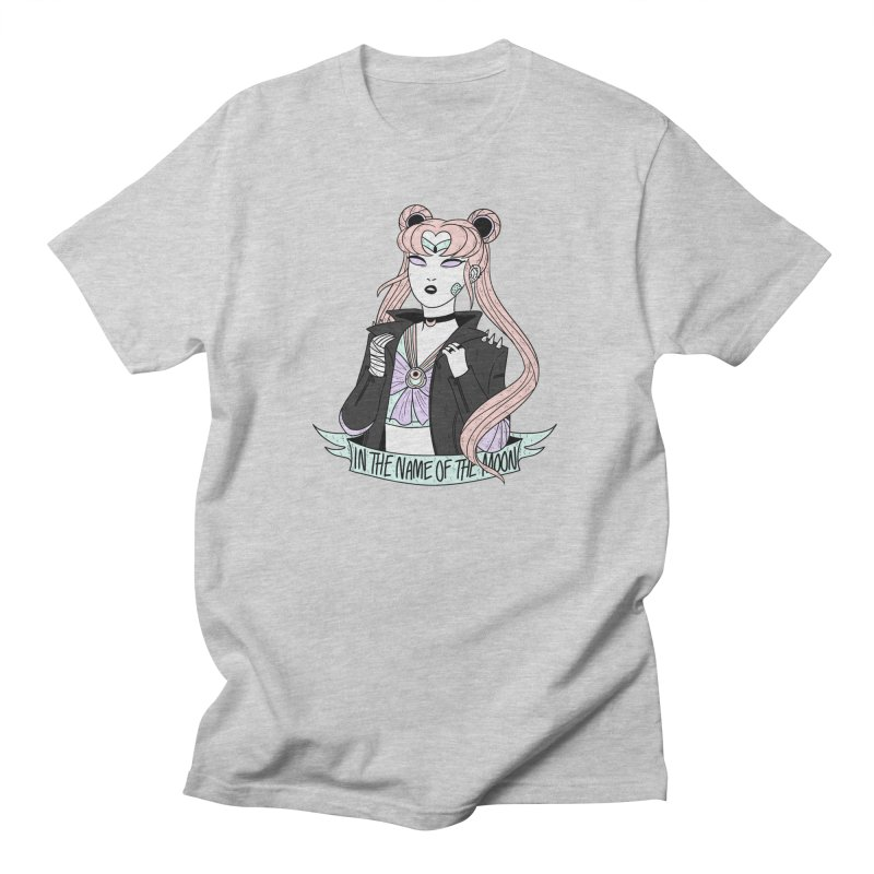 Pastel Goth Sailor Moon Men's Regular T-Shirt by ArtbyMoga Apparel Shop