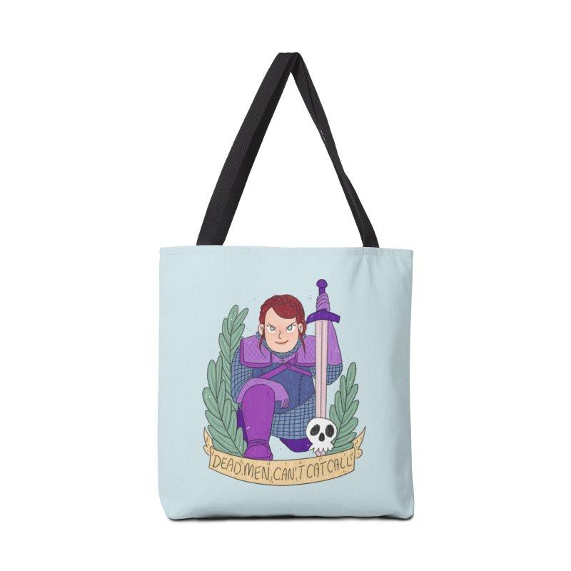 GRL PWR Knights Dead Men Accessories Bag by ArtbyMoga Apparel Shop