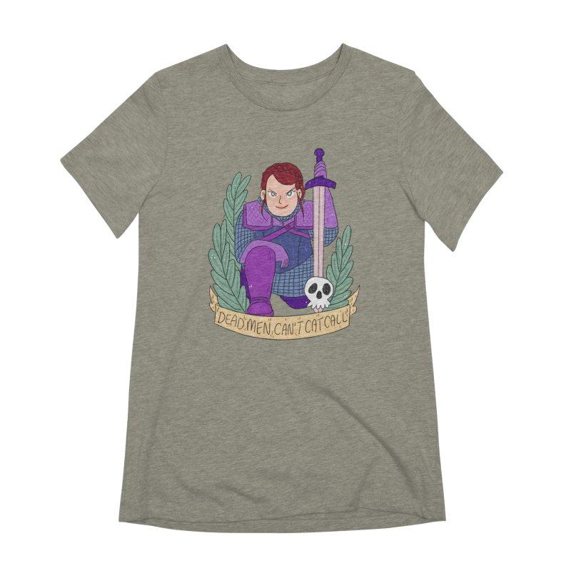 GRL PWR Knights Dead Men Women's Extra Soft T-Shirt by ArtbyMoga Apparel Shop