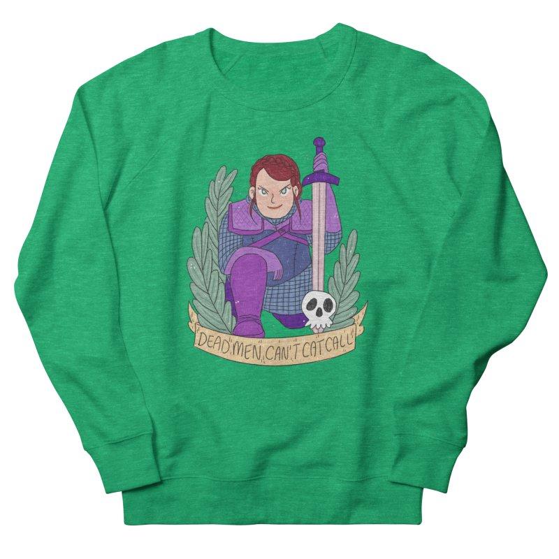 GRL PWR Knights Dead Men Women's Sweatshirt by ArtbyMoga Apparel Shop