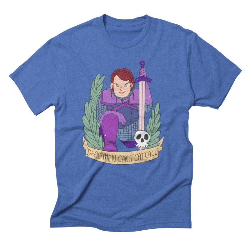 GRL PWR Knights Dead Men Men's T-Shirt by ArtbyMoga Apparel Shop