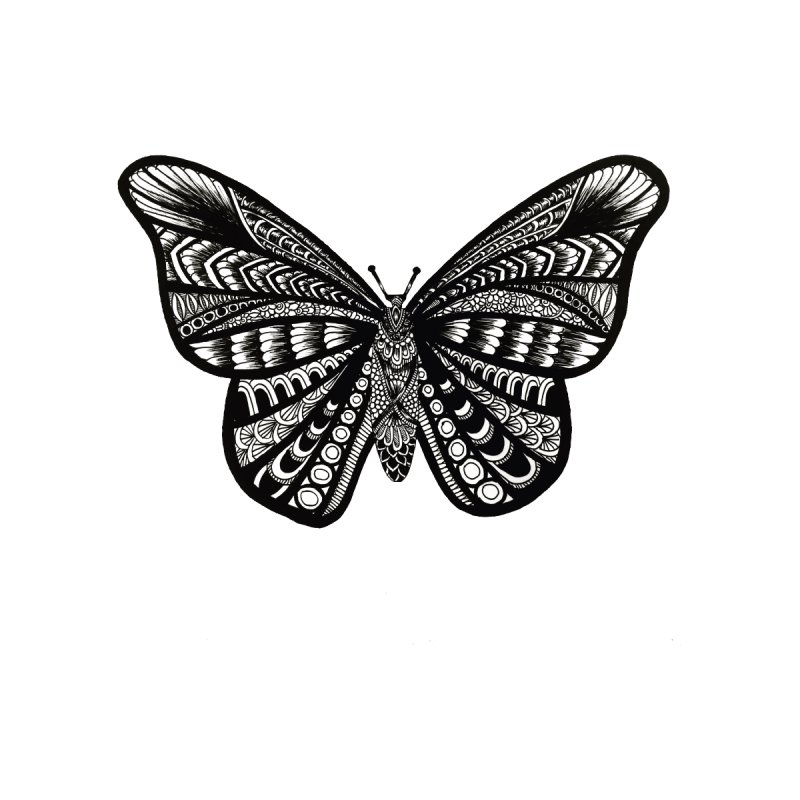 Butterfly Design by artbyshamya