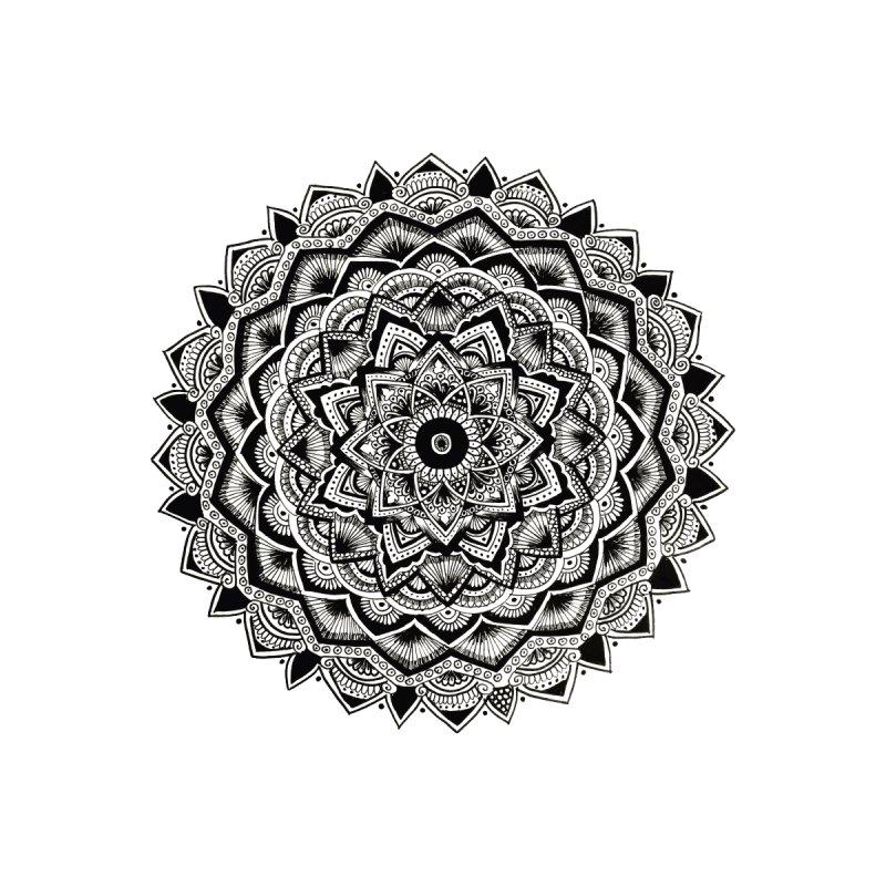 Infinite Mandala Design by artbyshamya