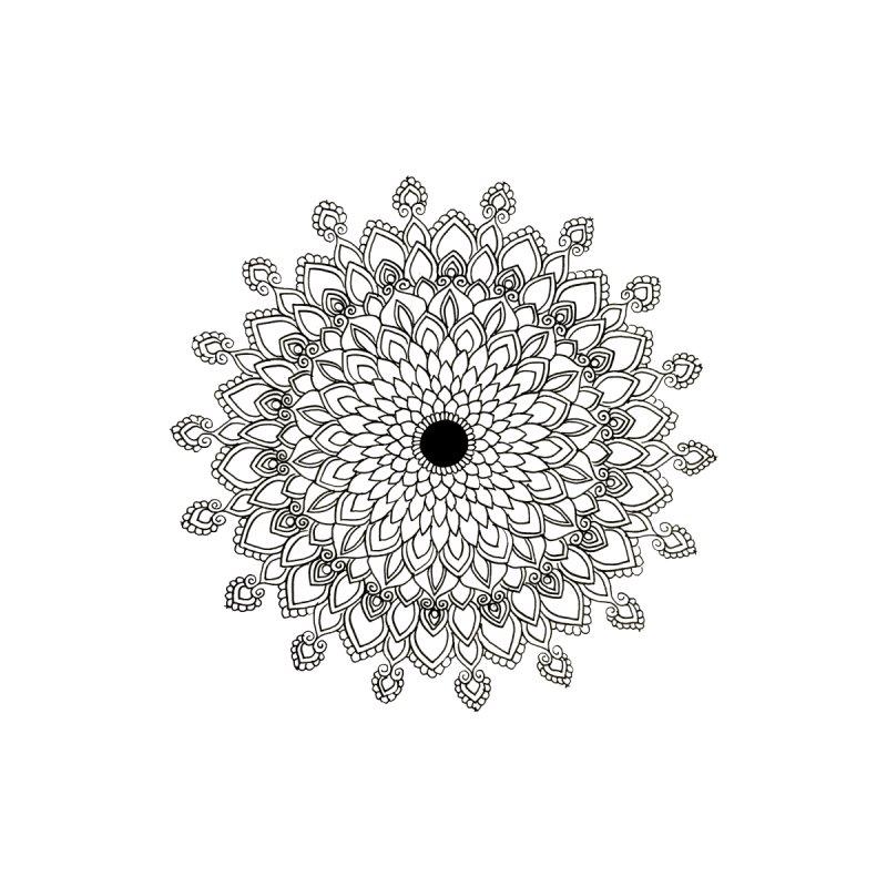 Ornate Mandala Design by artbyshamya
