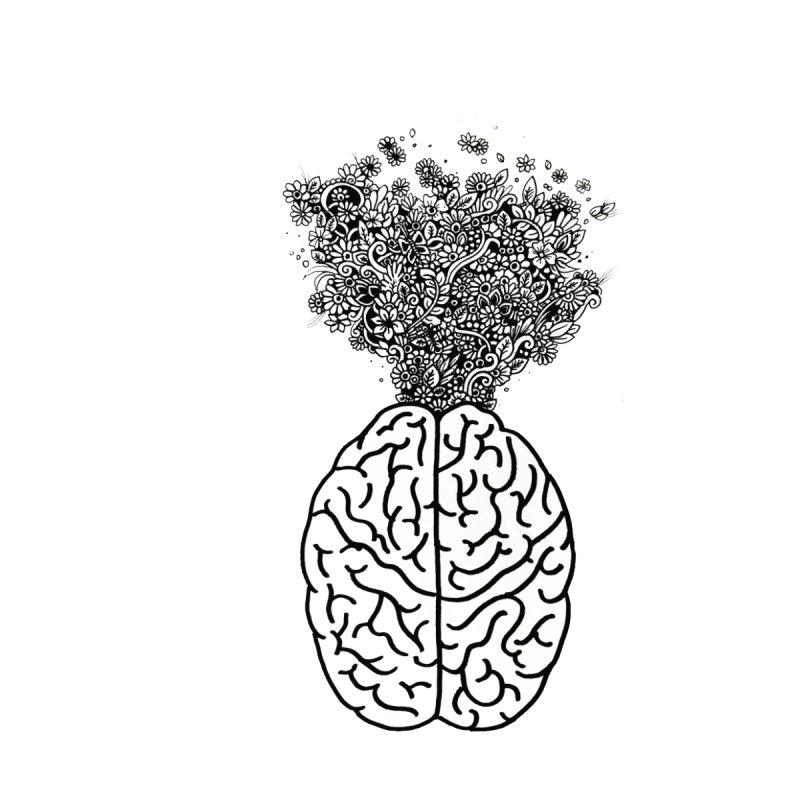 Brain by artbyshamya
