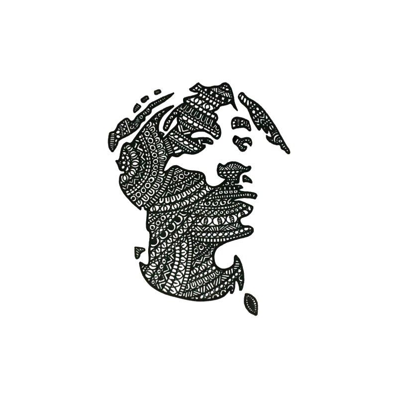 Tupac by artbyshamya