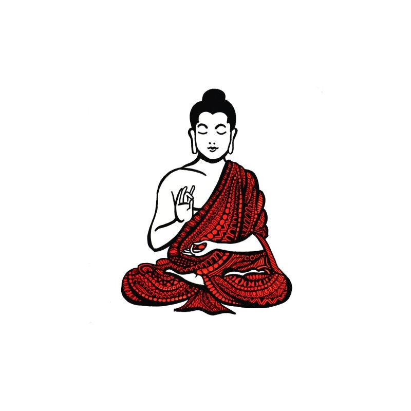 Buddha by artbyshamya