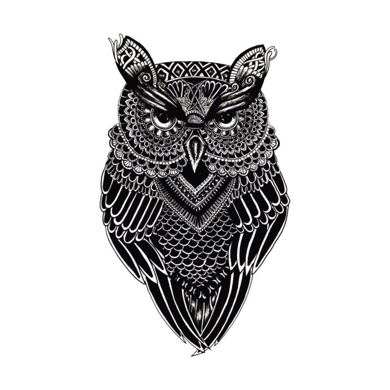 Owl Design by artbyshamya