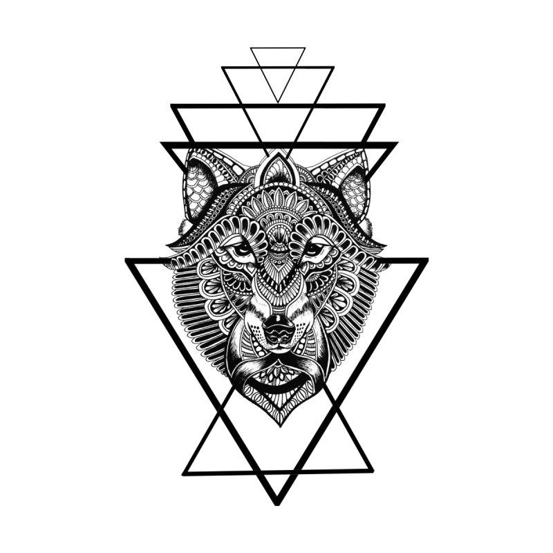 Spirit Animal - Wolf by artbyshamya