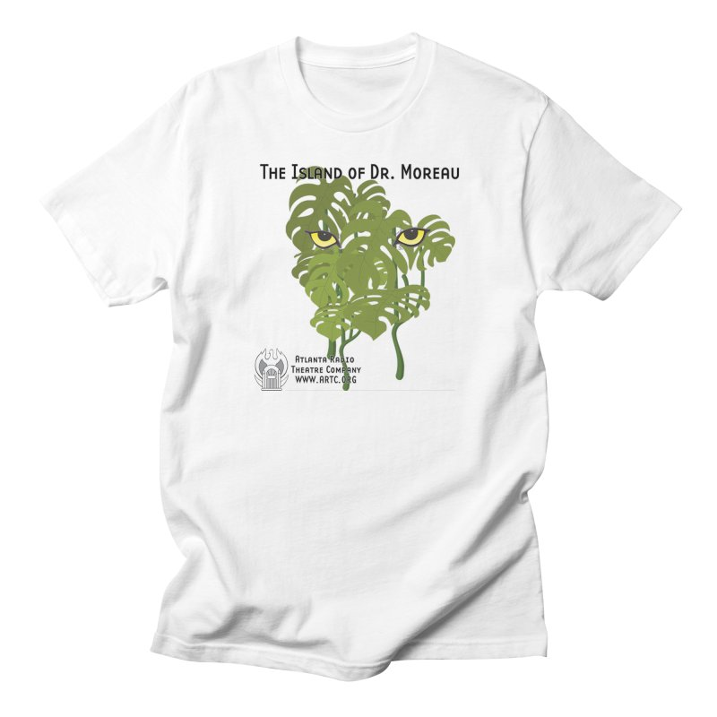 The Island of Dr. Moreau Men's T-Shirt by Woodrow's Mercantile