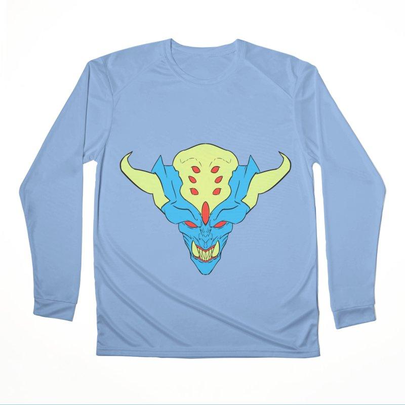 Diablo Blue Men's Longsleeve T-Shirt by Artclstudios's Shop