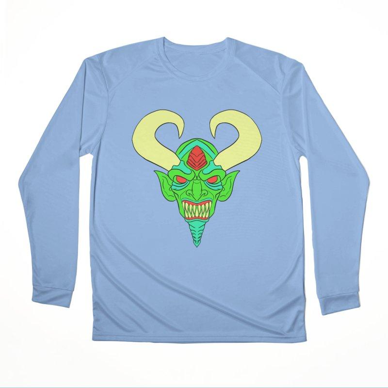 Diablo Green Men's Longsleeve T-Shirt by Artclstudios's Shop