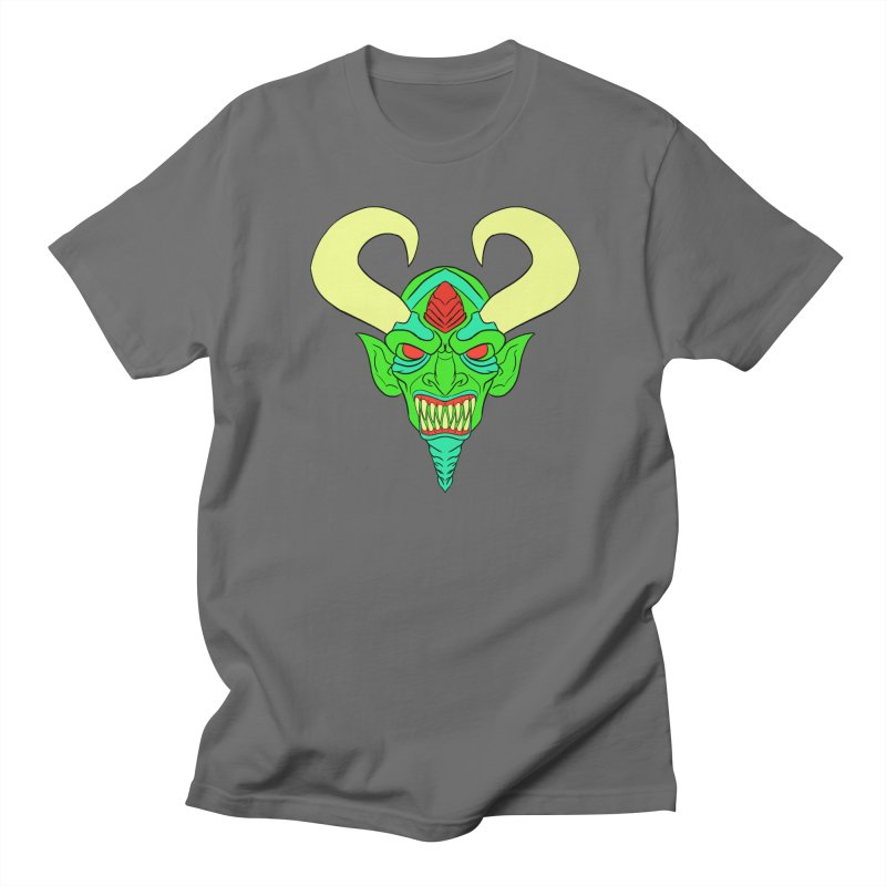Diablo Green Men's T-Shirt by Artclstudios's Shop