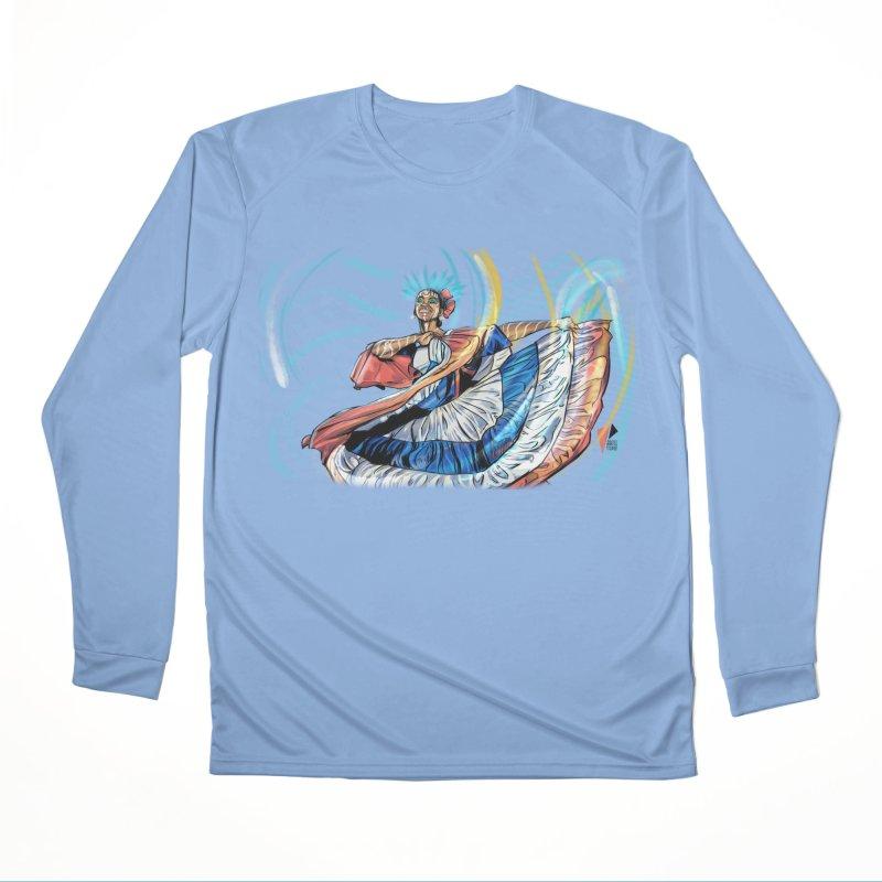 La Bailarina Men's Longsleeve T-Shirt by Artclstudios's Shop