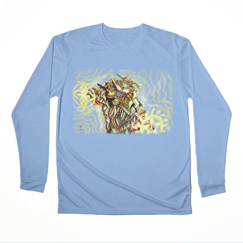 Diablo Cojuelo Men's Longsleeve T-Shirt by Artclstudios's Shop