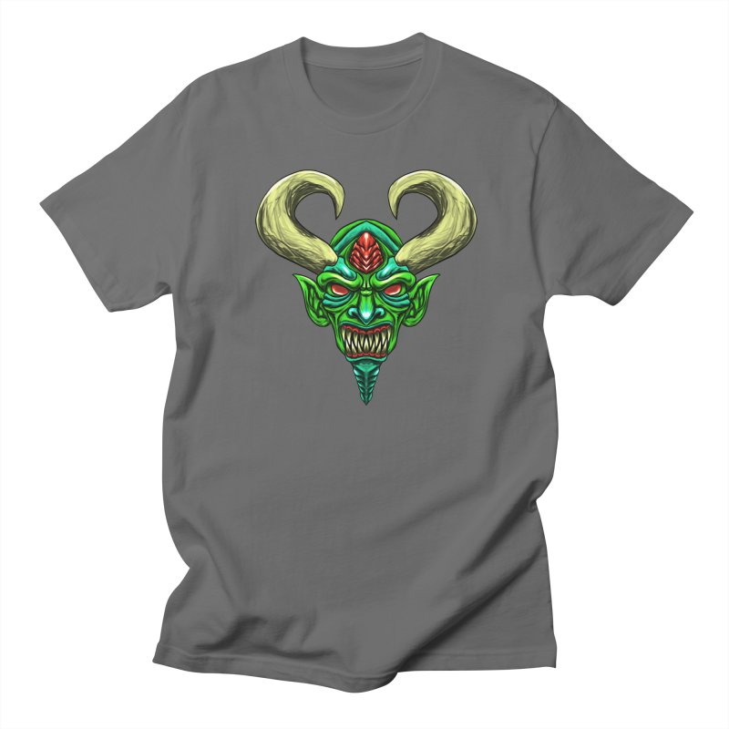 Diablo Verde Men's T-Shirt by Artclstudios's Shop