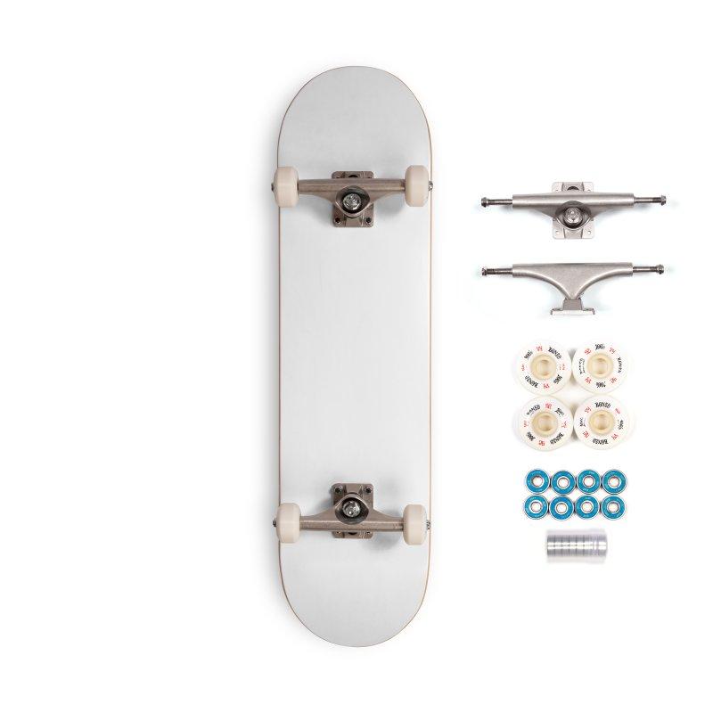 Retro Surf Accessories Complete - Premium Skateboard by Artdrips's Artist Shop